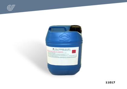 Formol al 40% – Bidón de 5 Kgr.