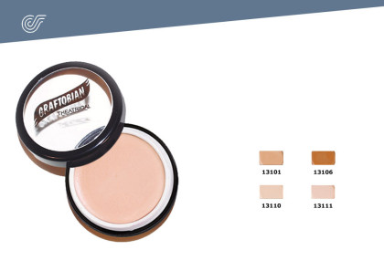 Corrector deep gold highlight