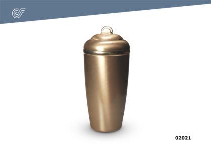 Urna incinerar Caggiati 32×15 cm.