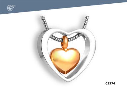 Colgante Corazón nº 2