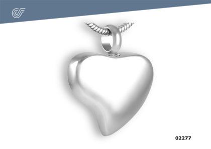 Colgante Corazón nº 3