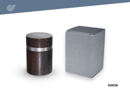 Relicario Wenge c/caja