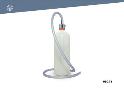 Inyector cavidades (Botella + tubo)