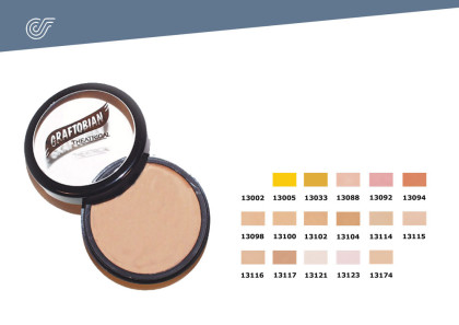 Maquillaje crema color Warm Honey