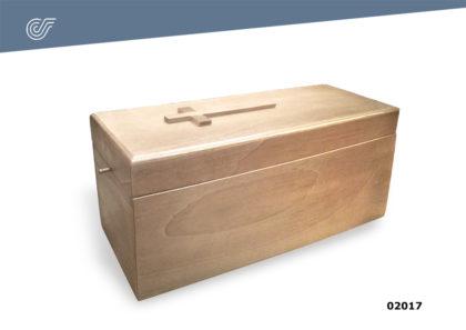 Urna para restos ECO 80x39x36