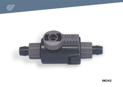 Válvula de cierre para tubo