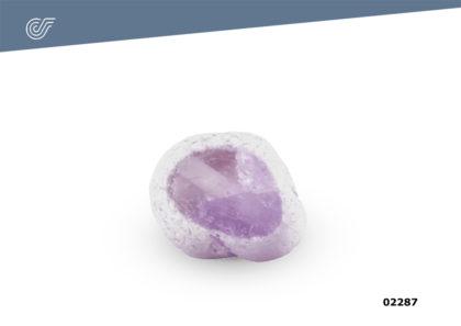 Relicario Mineral Amatista