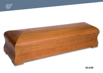 Arca nº 15B Rectangular Bambú