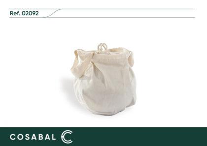 Bolsa algodón urnas Bio