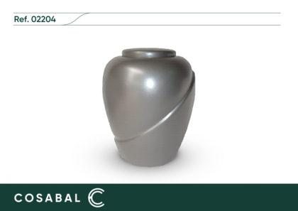 Urna biodegradable SENA gris