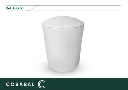 Urna Eco Basic Blanca