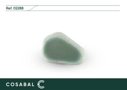 Relicario Mineral Cuarzo verde