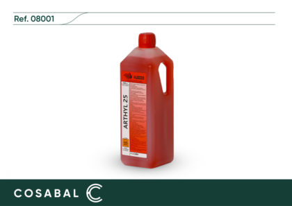 Fluido Arterial Arthyl 25 li.