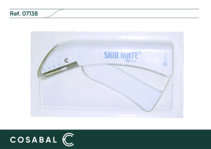 Grapadora sutura desechable