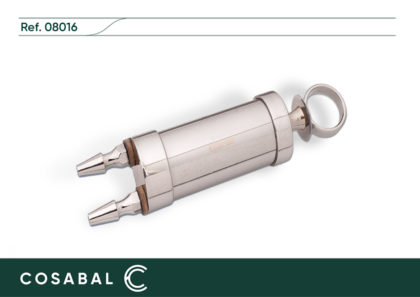 Bomba inyección-aspiración manual