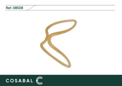 Mentonera biodegradable